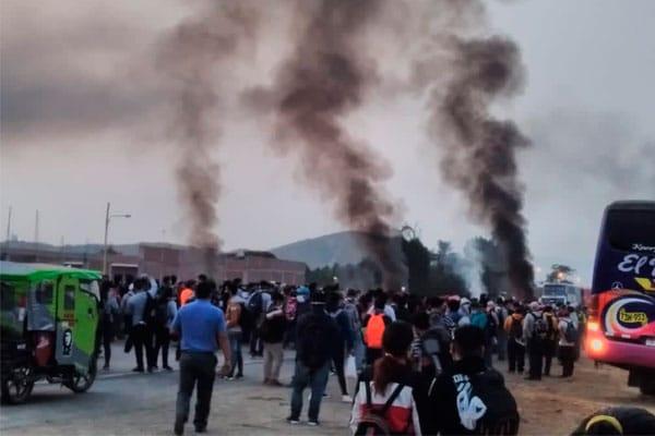 La Libertad: gobernador regional confirma segundo fallecido por protestas