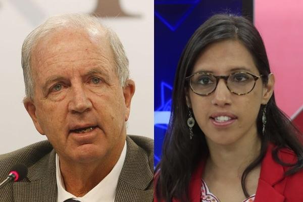 Cillóniz se enfrentó a Alvites en debate sobre temas agrarios | VIDEO