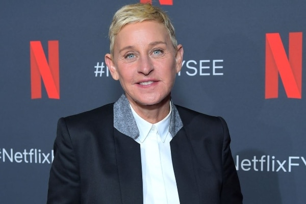 Ellen DeGeneres dio positivo para coronavirus