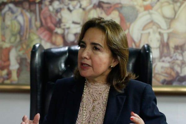 Elvia Barrios elegida presidenta del Poder Judicial para el periodo 2021-2022