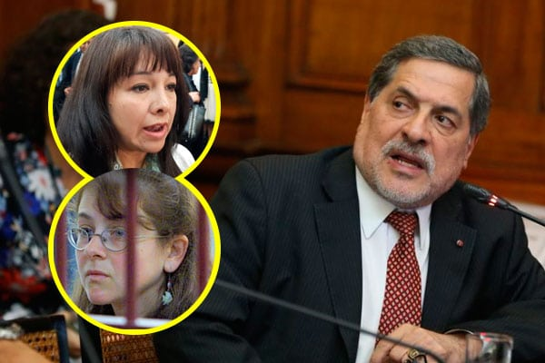 Ernesto Bustamante: Mirtha Vásquez alojó a emerretista Lori Berenson en su casa