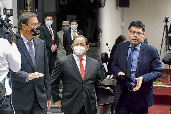 Abogado de Vizcarra: «No es normal que un fiscal salga a decir que a tal persona le espera la cárcel»