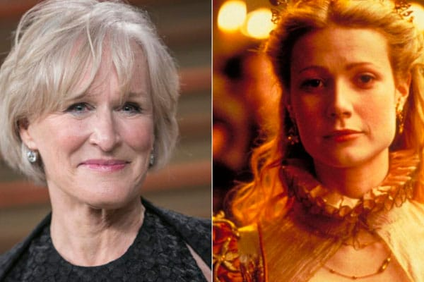 Glenn Close critica Óscar de Paltrow