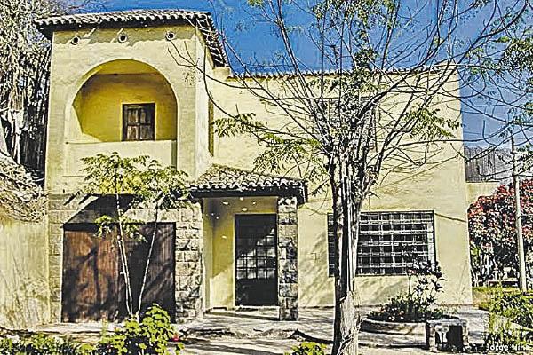 S.O.S. para la casa del gran Honorio Delgado