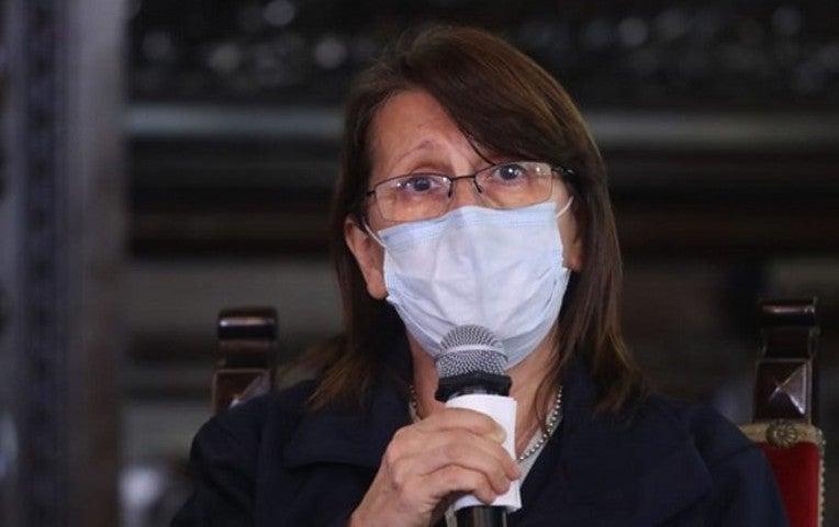 Pilar Mazzetti renunció al Ministerio de Salud y la reemplazará Óscar Ugarte