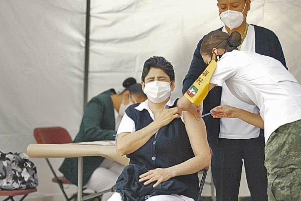 Tres países latinoamericanos en proceso de vacunación