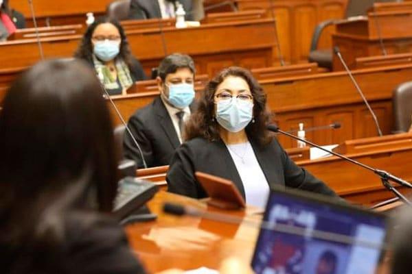 Violeta Bermúdez: estos son los 5 ejes de la política general de Gobierno