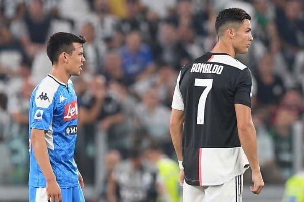 Final de la Supercopa de Italia: Juventus vs. Napoli