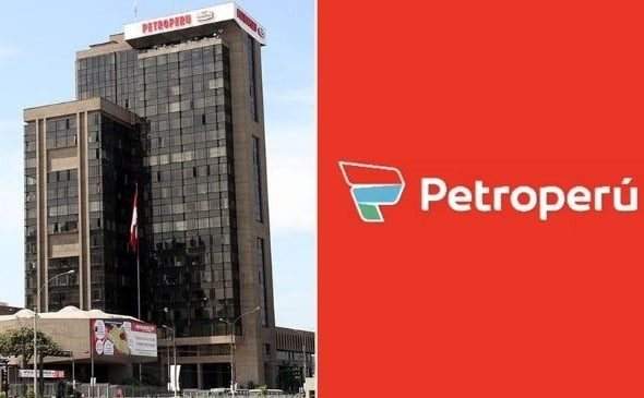 Contra nuevo logo de Petroperú