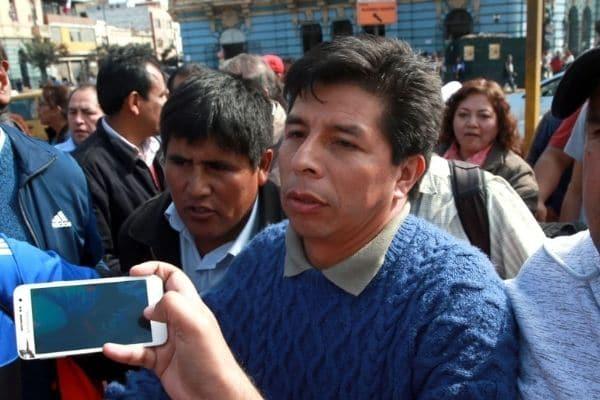Perú Libre: Pedro Castillo suspende actividades electorales tras dar positivo para la COVID-19