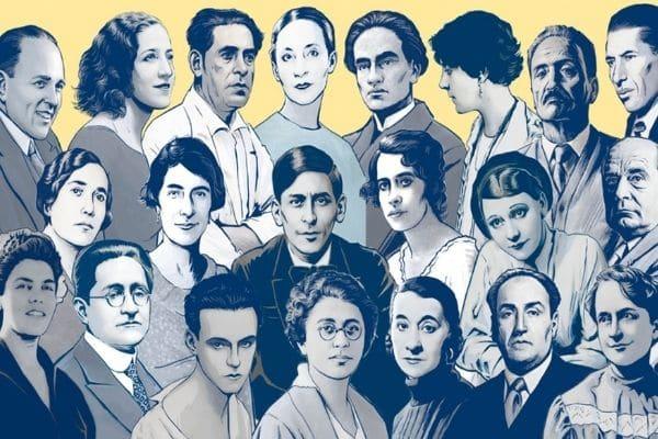 """Proyecto Especial Bicentenario presenta """"21 intelectuales peruanos del siglo XX"""""""