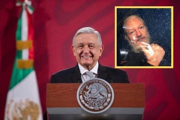 México ofrece asilo político a Julian Assange, fundador de WikiLeaks