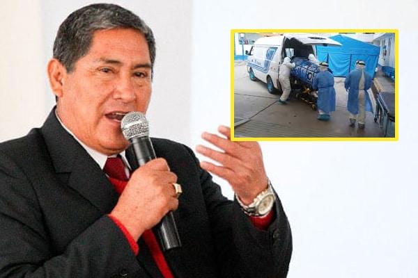 Gobernador de Huánuco: 38 de las 39 camas UCI se encuentran ocupadas