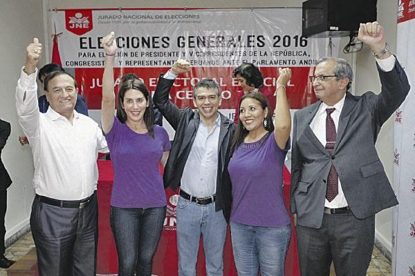 MP pide información sobre los gastos de campaña de Guzmán
