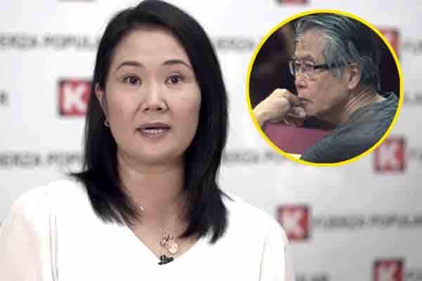 """Keiko Fujimori sobre el gobierno de su padre: """"Creo que por momentos fue un gobierno autoritario"""""""