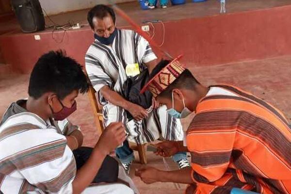 Se han inoculado 12,969 vacunas contra la covid-19 a personas de pueblos indígenas, según Minsa