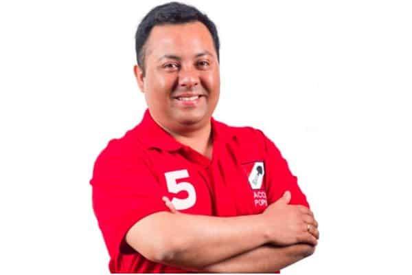 """Pedro Morales Miranda: """"Mejoraremos la calidad del voto y aprobaremos la vacancia de congresistas"""""""