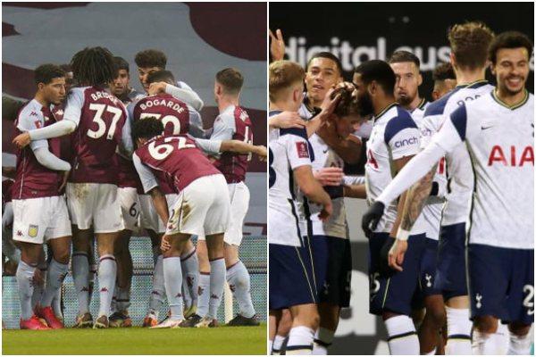 Suspenden el Aston Villa vs. Tottenham por brote de casos de coronavirus
