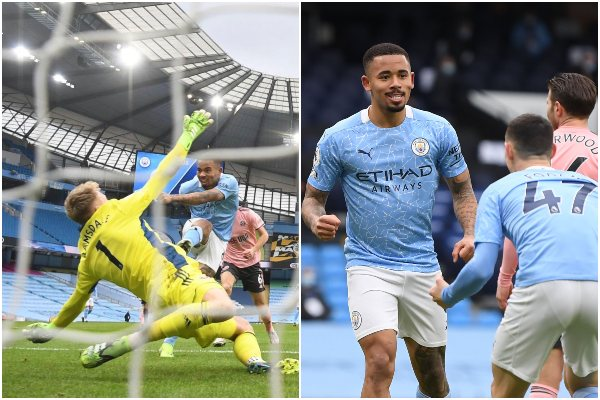 Manchester City venció 1-0 a Sheffield United por la Premier League