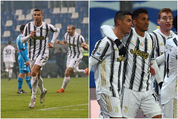 Con gol de Cristiano Ronaldo, Juventus venció 2-0 a Nápoli y es campeón de la Supercopa de Italia