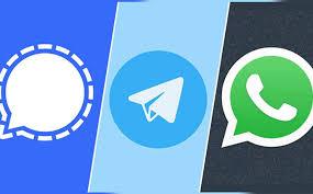 Tras nuevas políticas de WhatsApp, Signal, Skype y Telegram incrementaron significativamente la cantidad de usuarios