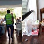 Magdalena del Mar: Policía Nacional intervino a un grupo de trabajadores en plena fiesta