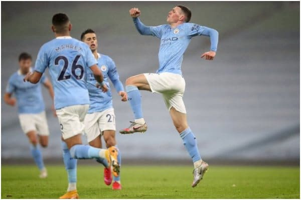 Manchester City venció 1-0 a Brighton por la Premier League