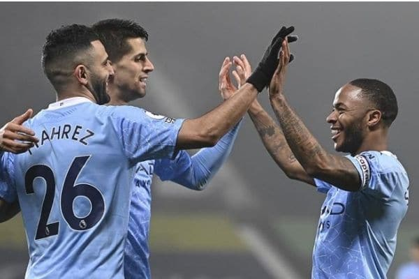 Manchester City se convierte en el líder de la Premier League