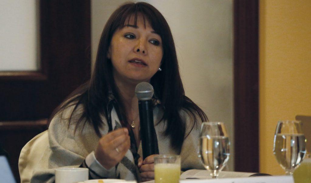 Mirtha Vásquez sobre el viaje de Valdez a Miami: «Cuando nos eligen, asumimos la obligación de representación en todos los momentos»