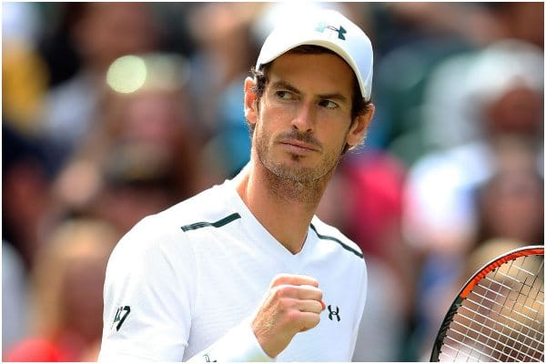 Andy Murray dio positivo para coronavirus