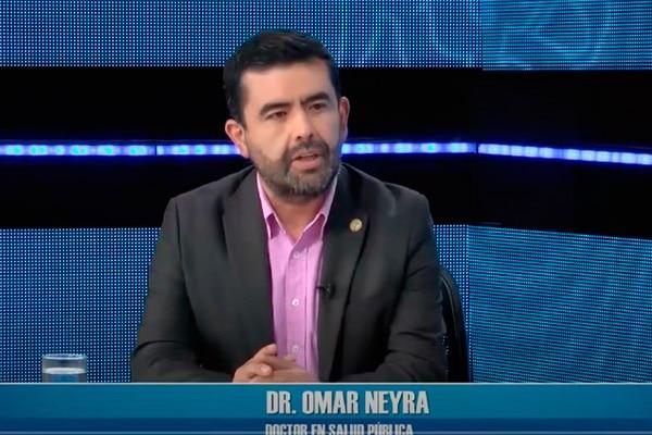 """Omar Neyra: """"Las vacunas no van a llegar en enero"""""""