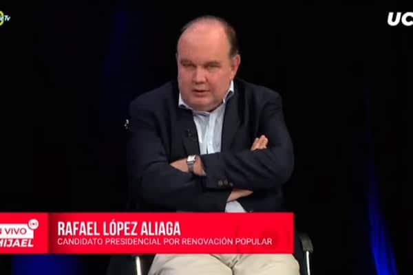 Rafael López Aliaga: «Sí he fumado marihuana» | VIDEO