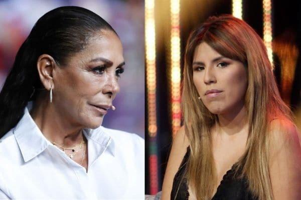 Acusan a Isabel Pantoja de ser racista con su hija 'chabelita'