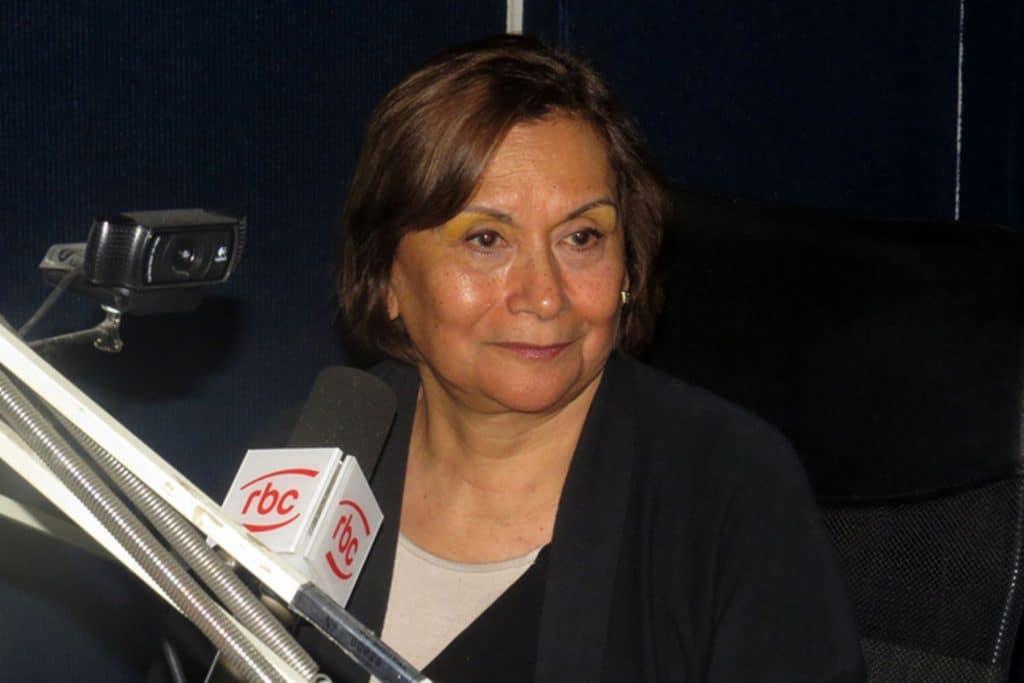 Inés Tello asumirá la presidencia de la Junta Nacional de Justicia este miércoles
