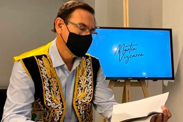 Martín Vizcarra pide postergar las elecciones generales para el 23 de mayo