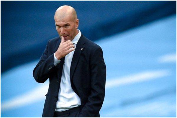 Real Madrid: Zinedine Zidane dio positivo para coronavirus