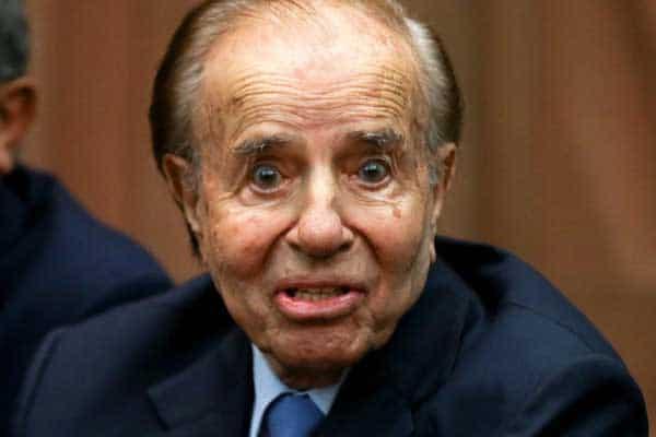 Muere Carlos Menem, expresidente argentino, a los 90 años