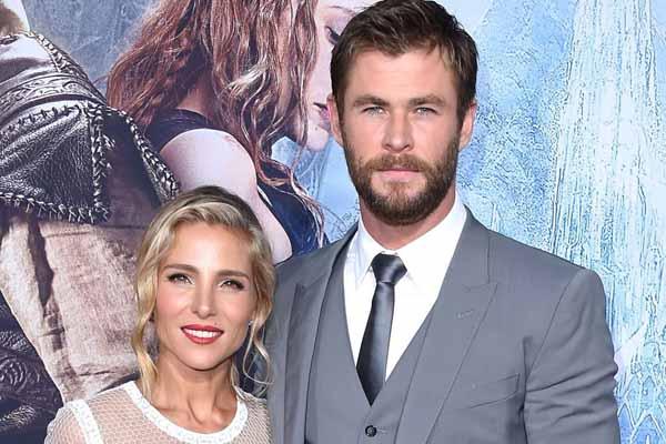 Elsa Pataky y Chris Hemsworth podrían haber puesto punto final a su matrimonio
