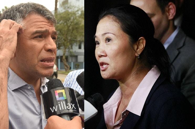"""Julio Guzmán: Propuesta de Keiko Fujimori para incorporar al sector privado en la vacunación """"es una mentira y no se puede"""""""
