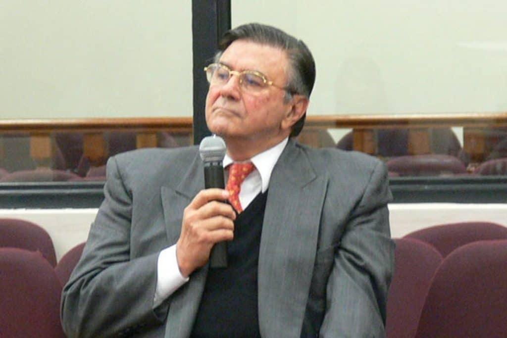 Fallece exproductor de TV, José Enrique Crousillat, a los 88 años
