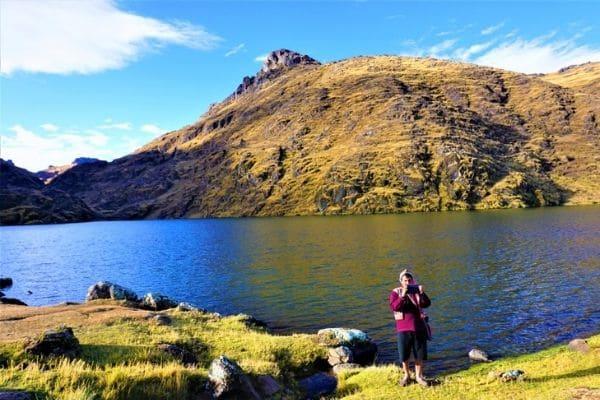 Agro Rural revalora andenes y cuencas del Perú