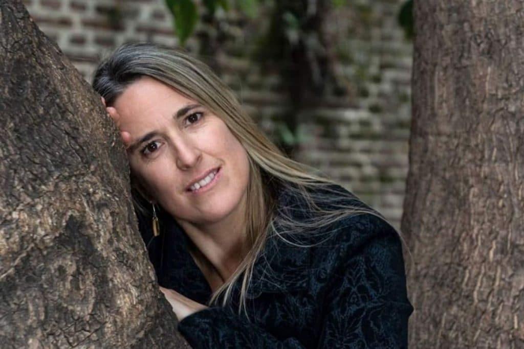 """María Casiraghi: """"La poesía es un misterio que nos antecede y nos sobrevive»"""