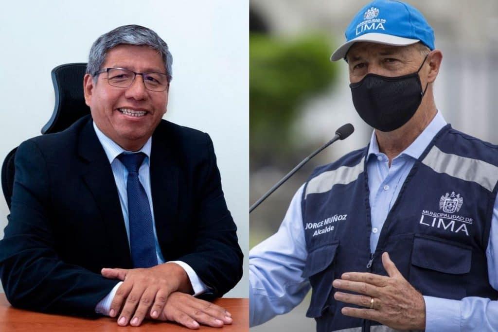 Jorge Muñoz separa a presidente de SISOL por recibir vacuna contra la COVID-19 de manera irregular