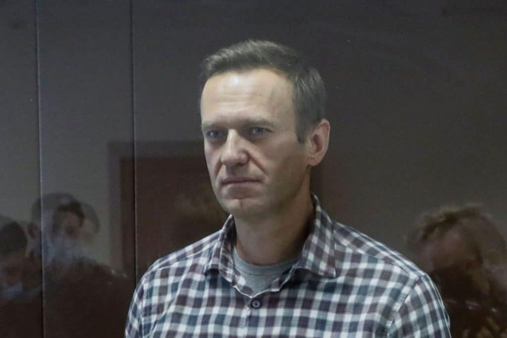 UE prepara sanciones a Rusia por caso Navalny