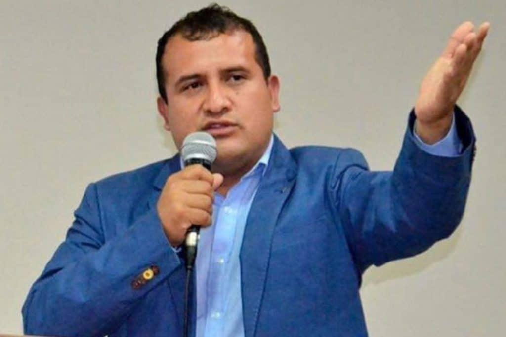 Congresista Walter Benavides (APP) presidirá Comisión de Presupuesto