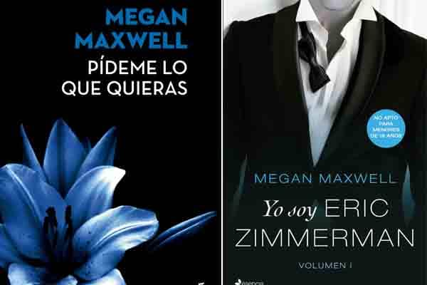 Megan Maxwell: cinco libros para entender el universo de la literatura romántica  y erótica