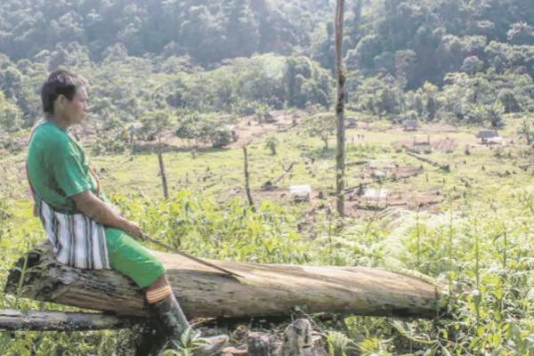 Mafias del narcotráfico explotan a nativos peruanos