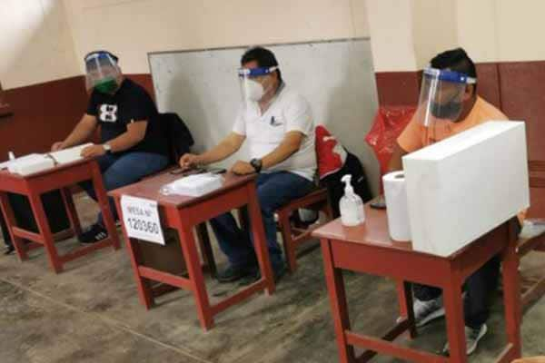 ONPE aprueba lineamientos para elecciones en el extranjero