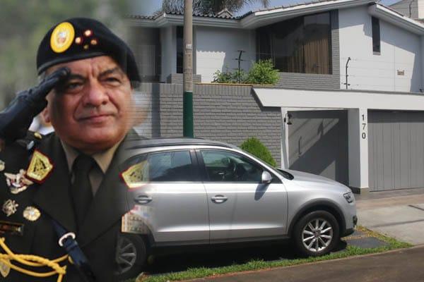 Caso 'Gasolinazo': allanan viviendas del general César Astudillo y otros 11 investigados