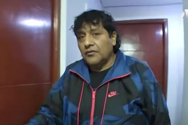 Toño Centella es 'ampayado' con su aún esposa saliendo de hostal